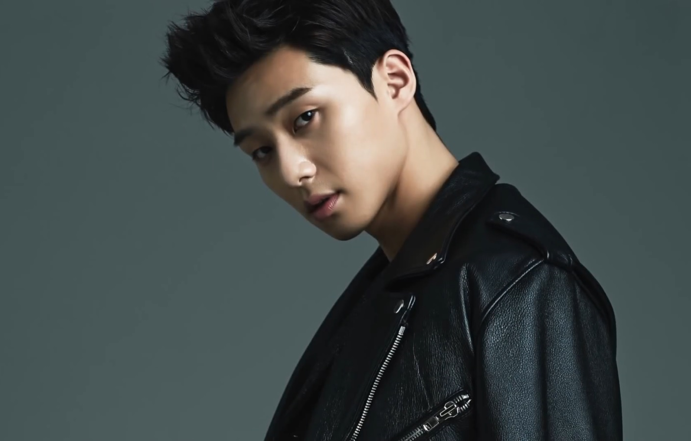 Park Seo Joon Black Sesame