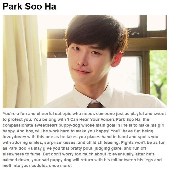 korean guys ideal type