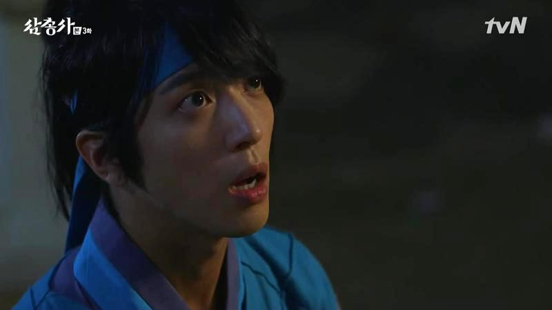 The Three Musketeers (Episodes 3-4)   Black Sesame